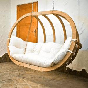 h ngesessel farbe braun h ngemattengigant. Black Bedroom Furniture Sets. Home Design Ideas