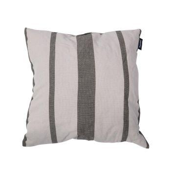 Kissen 'Stripes' Silver