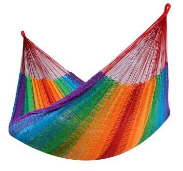 Hängematte Doppel 'Mexico' Rainbow