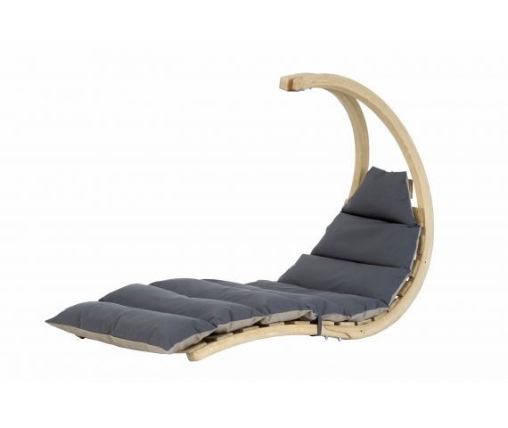 Hängesessel Single 'Swing Lounger' Anthracite