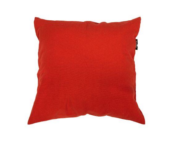 Kissen 'Plain' Red